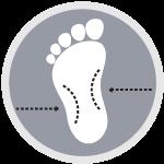 עיסוי בכפות הרגלייםלפינוק משחרר במיוחד