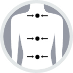 עיסוי באזורים שוניםליהנות ממסאז'בכמה אזורים בגוף
