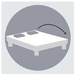 ספה נפתחת למיטההפתרון המושלם לאירוחנוח וזמין