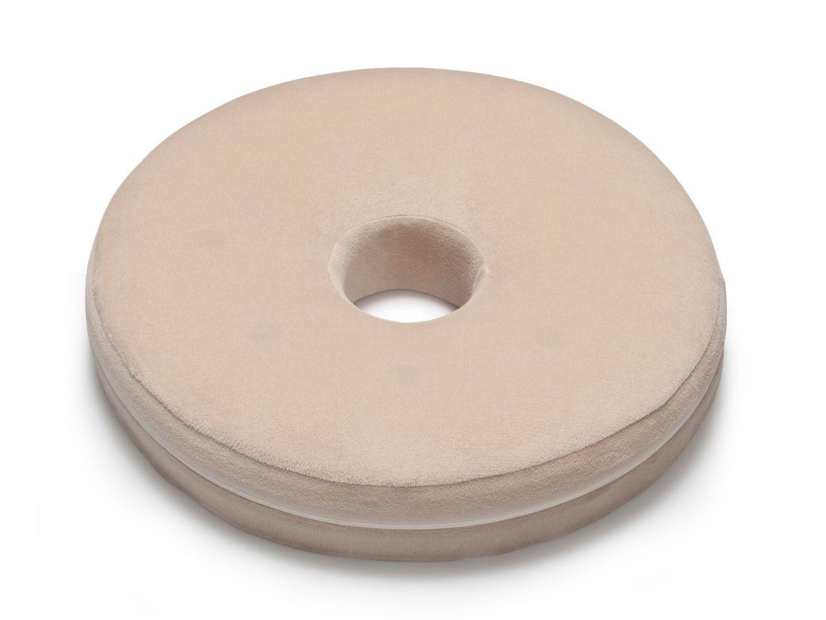 כרית טבעת ישיבה אורטופדית