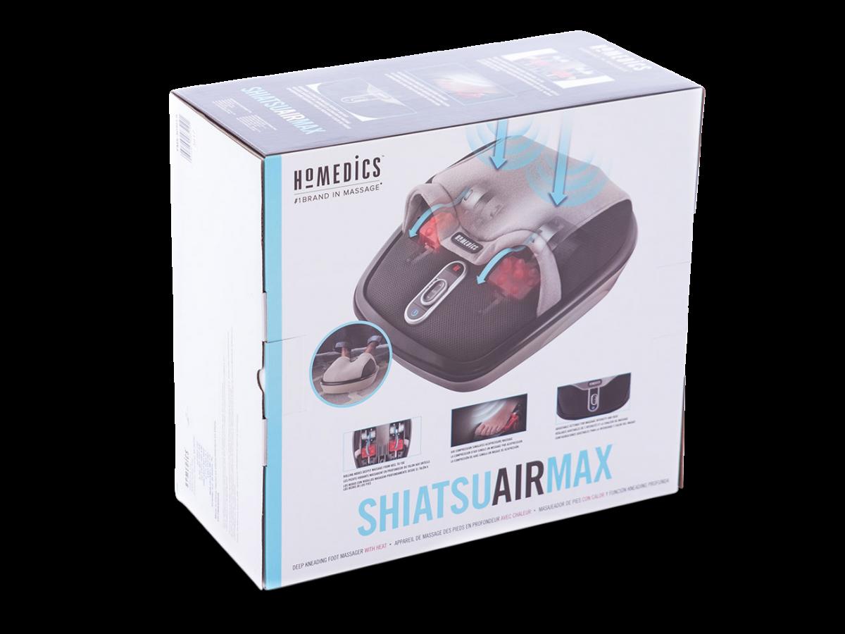 מכשיר עיסוי לכפות רגליים AIR MAX