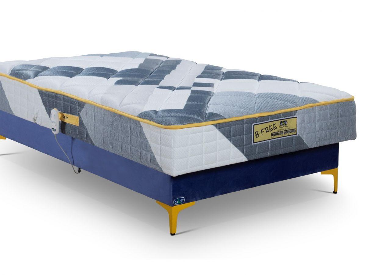 מיטת נוער B-FREE מתכווננת חשמלית
