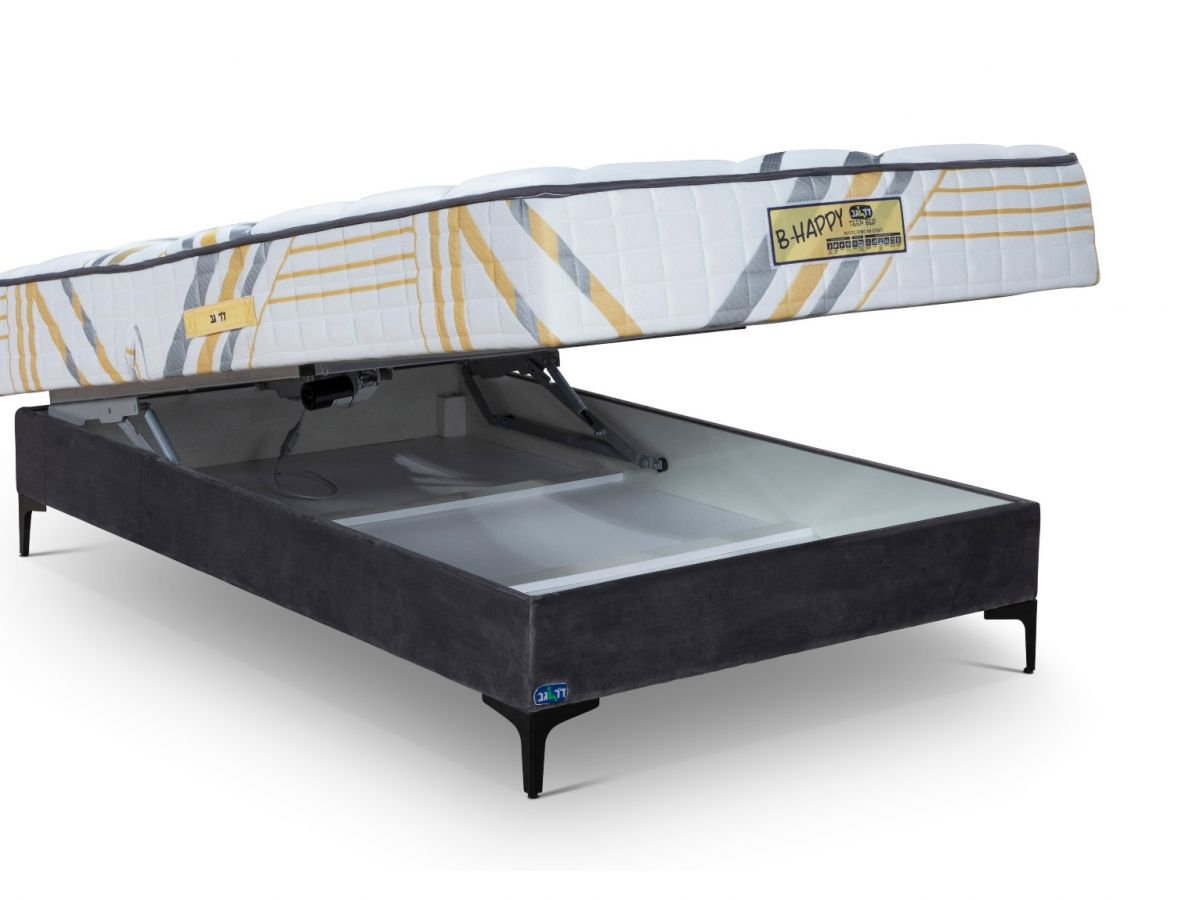 מיטת נוער B-HAPPY מתכווננת חשמלית