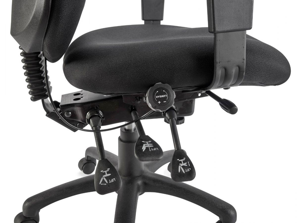 כסא מחשב אורטופדי TACT