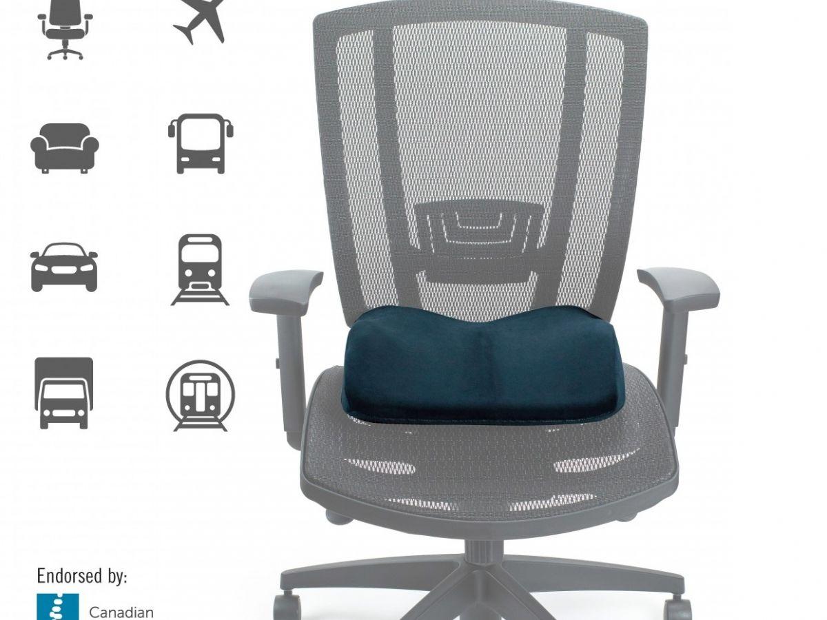 משענת גב אורטופדית משולבת מושב OBUS SIT-BACK