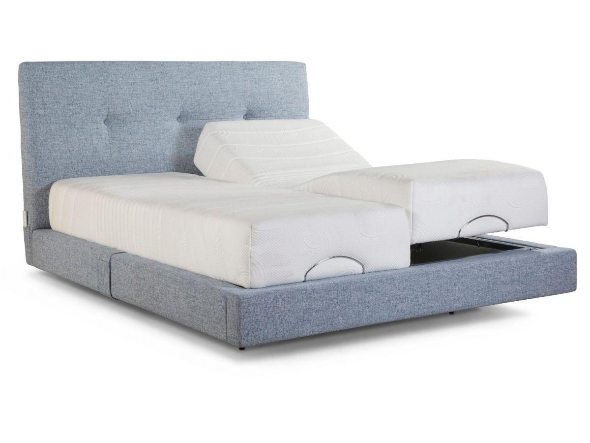 מיטה מתכווננת חשמלית CELEBRITY