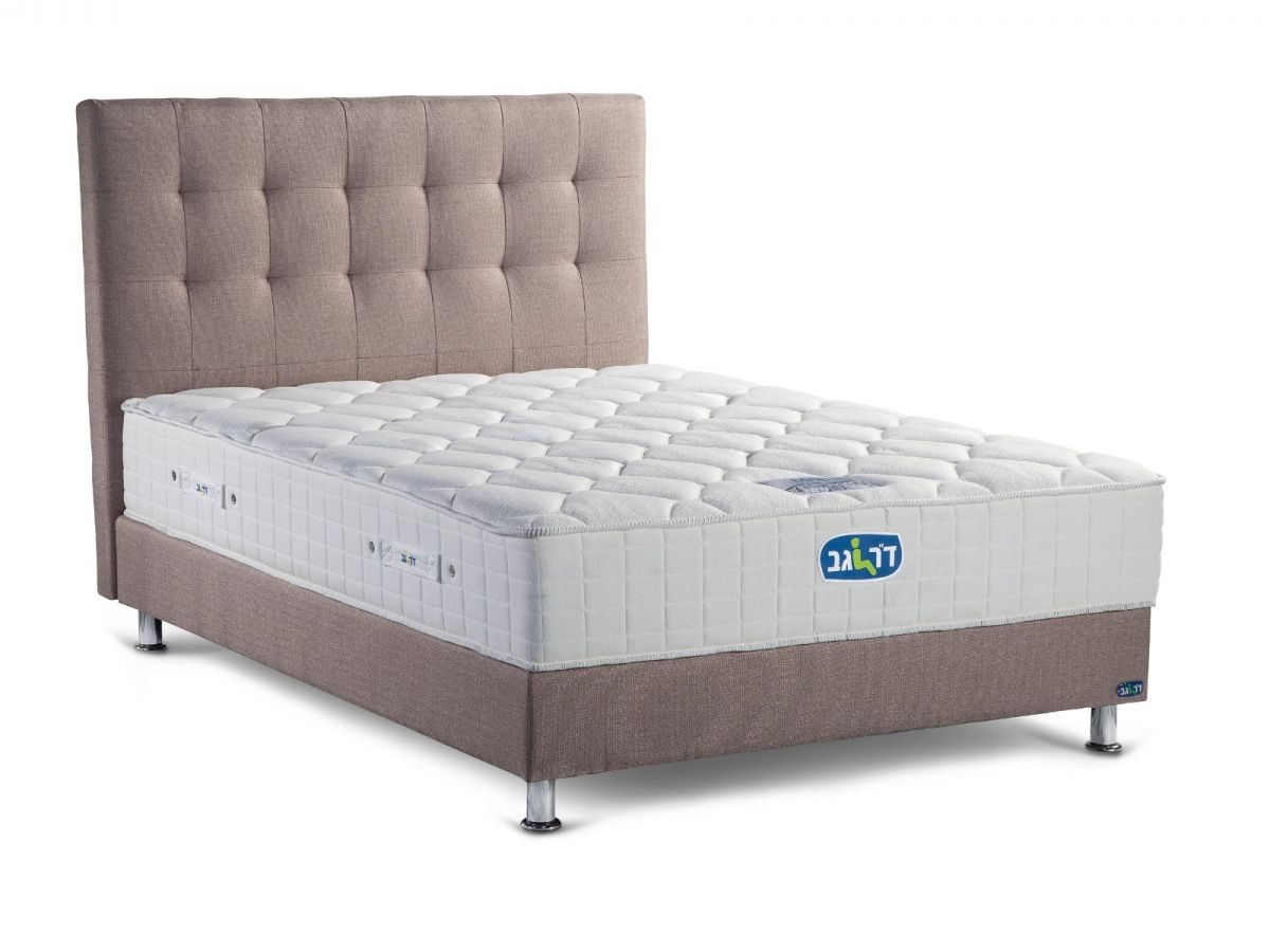 בסיס מיטה מרופד TOSCANA