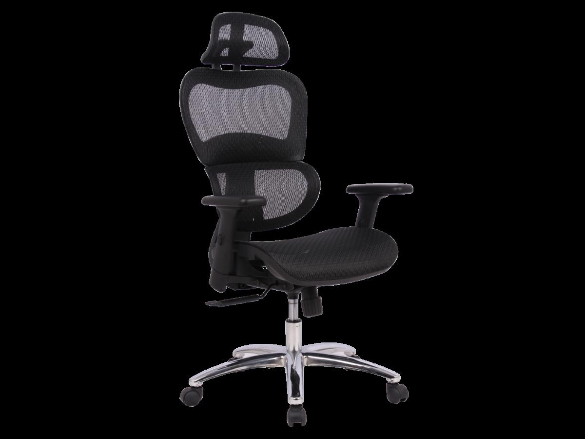 כסא מנהלים SUPER BACK