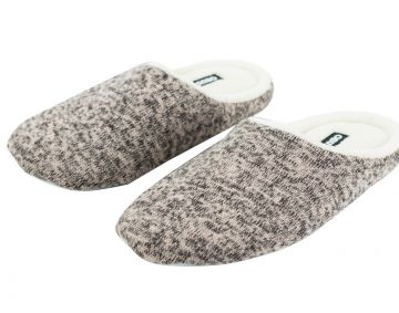 נעלי בית נשים MEMORY FOAM SLIPPER COMFORT