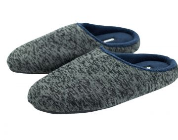 נעלי בית גברים MEMORY FOAM SLIPPER COMFORT