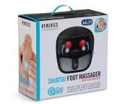מכשיר עיסוי שיאצו לכפות הרגליים SHIATSU GEL FOOT MASSAGER