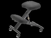 כסא ברכיים ארגונומיק שחור