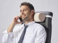 כרית תמיכה אורטופדית גליל, לתמיכה בצוואר ובגב