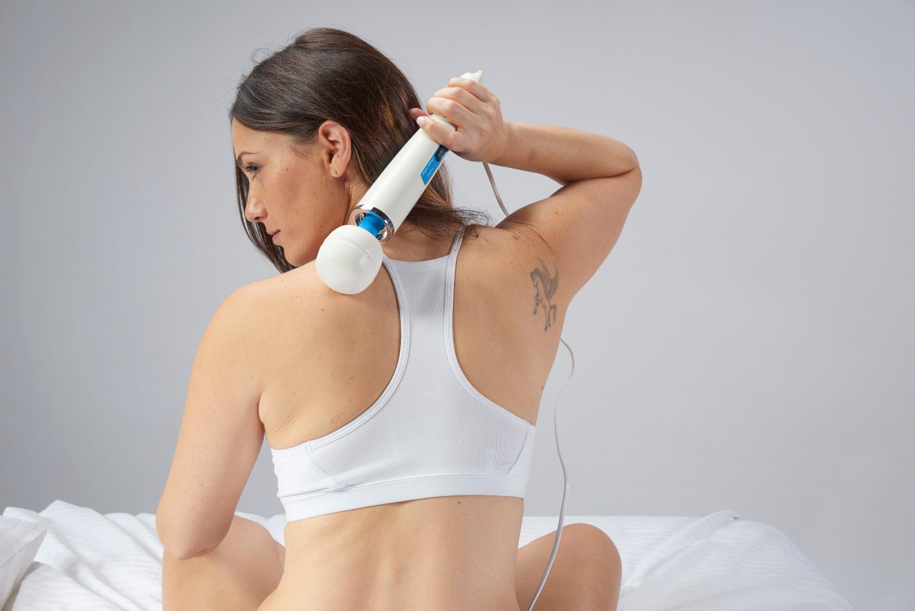 מכשיר עיסוי ביתי - פינוק לגוף ולנפש - תמונה מספר 1