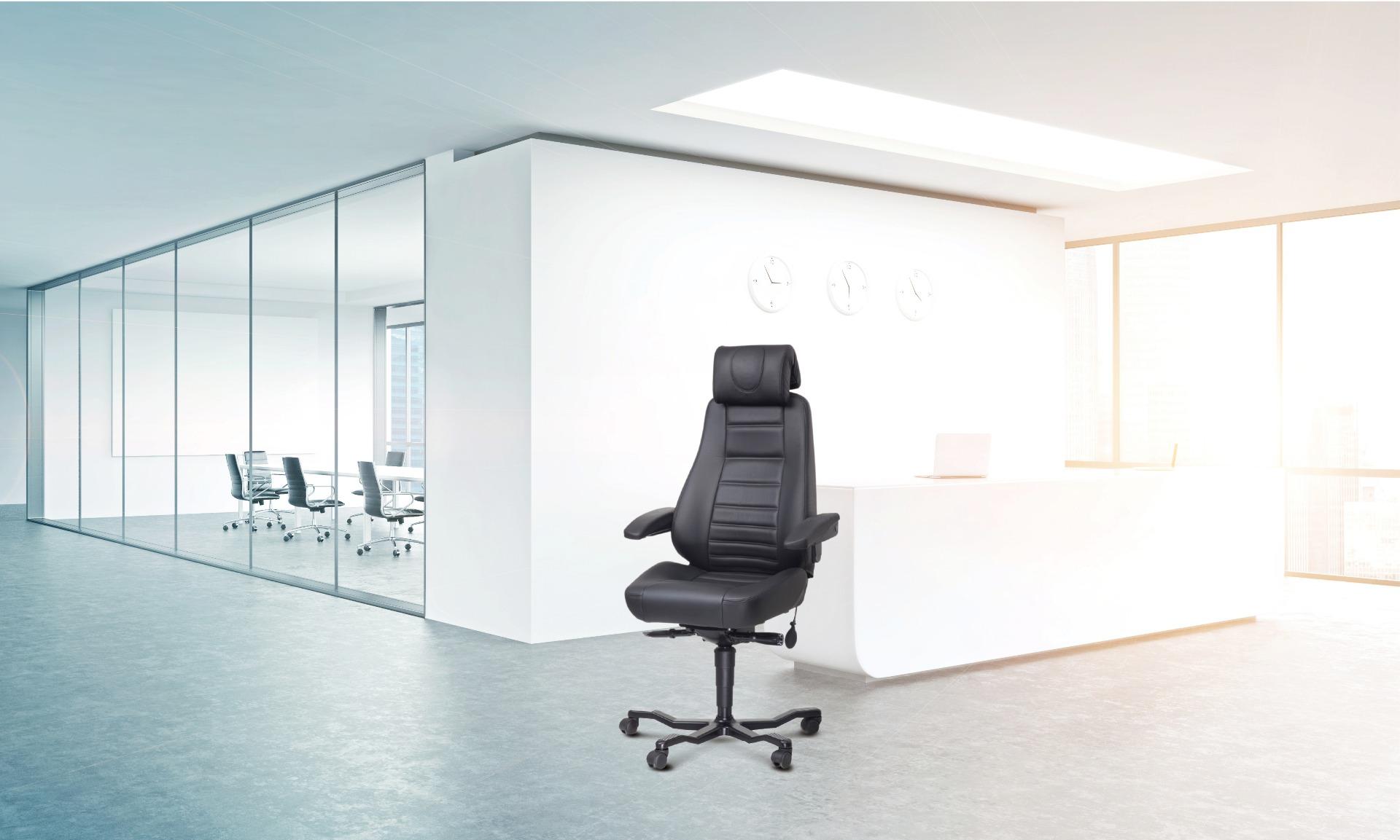 כיסא מחשב, לא רק במשרד - תמונה מספר 1